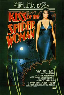Kiss of the Spider Woman - 11 x 17 Movie Poster - Style C