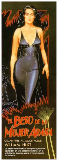 Kiss of the Spider Woman - 20 x 60 - Door Movie Poster - Style A