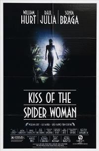 Kiss of the Spider Woman - 43 x 62 Movie Poster - Bus Shelter Style A