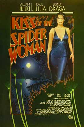 Kiss of the Spider Woman - 27 x 40 Movie Poster - Style B