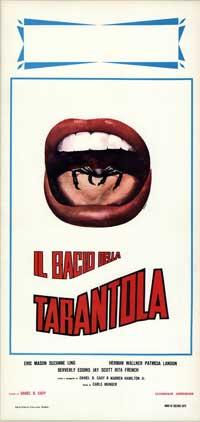 Kiss of the Tarantula - 13 x 28 Movie Poster - Italian Style A