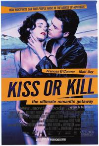 Kiss or Kill - 27 x 40 Movie Poster - Style A