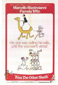 Kiss the Other Sheik - 11 x 17 Movie Poster - Style A