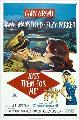 Kiss Them For Me - 27 x 40 Movie Poster - Style A