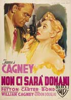 Kiss Tomorrow Goodbye - 11 x 17 Movie Poster - Italian Style A