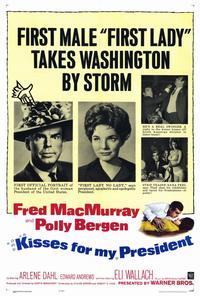 Kisses for My President - 27 x 40 Movie Poster - Style A