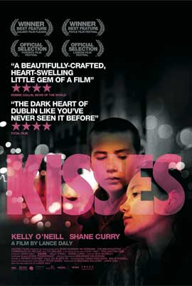 Kisses - 11 x 17 Movie Poster - Ireland Style A