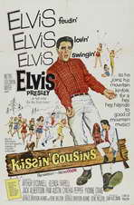 Kissin' Cousins - 11 x 17 Movie Poster - Style A