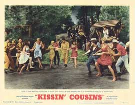 Kissin' Cousins - 11 x 14 Movie Poster - Style A