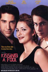 Kissing a Fool - 11 x 17 Movie Poster - Style A