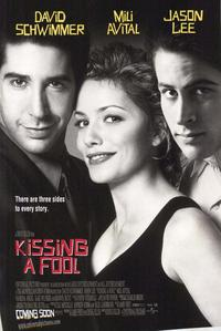 Kissing a Fool - 27 x 40 Movie Poster - Style B