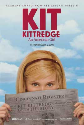 Kit Kittredge: An American Girl - 27 x 40 Movie Poster - Style A