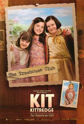 Kit Kittredge: An American Girl - 11 x 17 Movie Poster - Style D