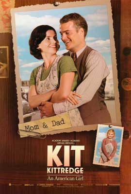 Kit Kittredge: An American Girl - 11 x 17 Movie Poster - Style G