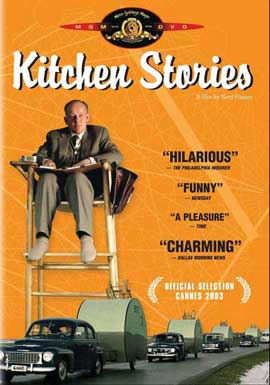 Kitchen Stories - 11 x 17 Movie Poster - Style A