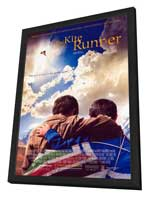 The Kite Runner - 27 x 40 Movie Poster - Style A - in Deluxe Wood Frame