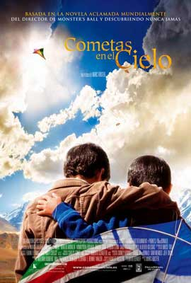 The Kite Runner - 11 x 17 Movie Poster - Spanish Style A