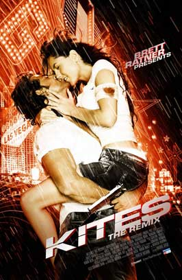 Kites - 11 x 17 Movie Poster - Style A