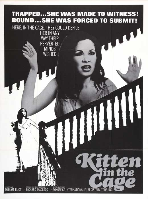 Kitten in a Cage movie