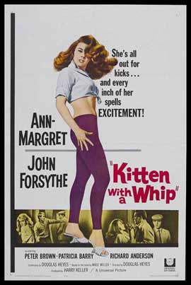 Kitten with a Whip - 11 x 17 Movie Poster - Style B