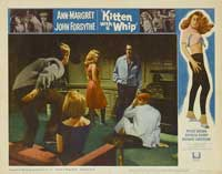 Kitten with a Whip - 11 x 14 Movie Poster - Style D