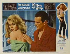 Kitten with a Whip - 11 x 14 Movie Poster - Style G