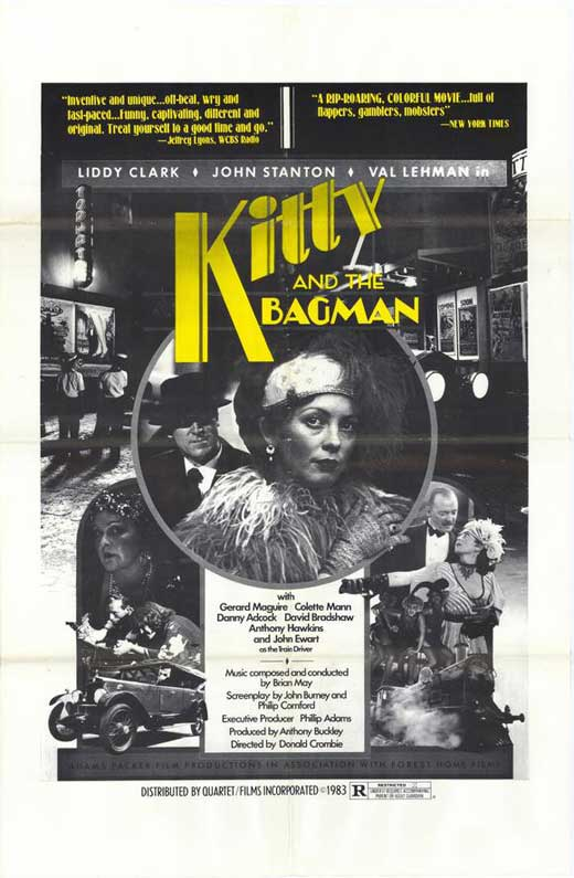 Kitty and the Bagman movie