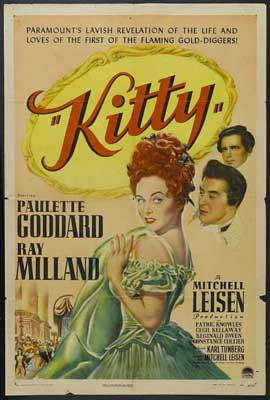 Kitty - 27 x 40 Movie Poster - Style A