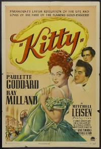 Kitty - 43 x 62 Movie Poster - Bus Shelter Style A