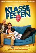 Klassefesten - 43 x 62 Movie Poster - Danish Style A