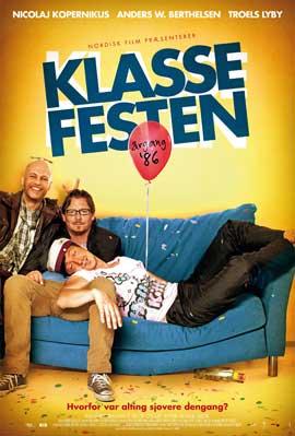 Klassefesten - 27 x 40 Movie Poster - Danish Style B