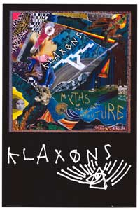Klaxons - Music Poster - 24 x 36 - Style A