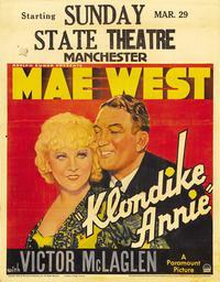 Klondike Annie - 27 x 40 Movie Poster - Style A