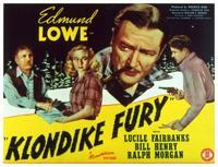 Klondike Fury - 11 x 14 Movie Poster - Style A