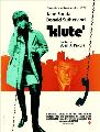 Klute - 11 x 17 Movie Poster - French Style A