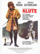 Klute - 27 x 40 Movie Poster - Spanish Style A
