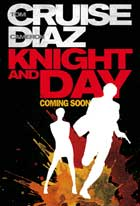 Knight and Day - 27 x 40 Movie Poster - Style D