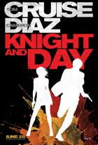 Knight and Day - 27 x 40 Movie Poster - Style E