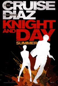 Knight and Day - 27 x 40 Movie Poster - Style A