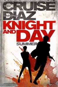 Knight and Day - 27 x 40 Movie Poster - Style B