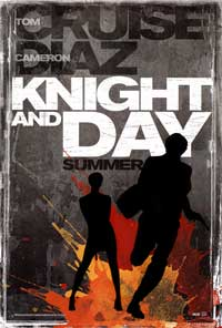Knight and Day - 27 x 40 Movie Poster - Style C