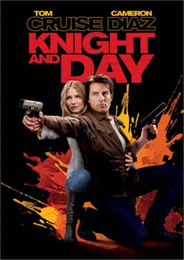Knight and Day - 27 x 40 Movie Poster - Style F