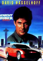 Knight Rider - 11 x 17 Movie Poster - Style B