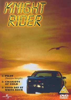 Knight Rider - 27 x 40 Movie Poster - Style A
