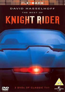 Knight Rider - 27 x 40 Movie Poster - UK Style A