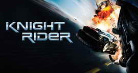 Knight Rider - 20 x 40 Movie Poster - Style A