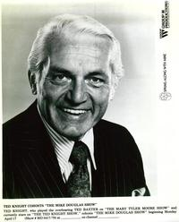 Ted Knight - 8 x 10 B&W Photo #66
