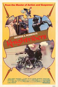 Knightriders - 43 x 62 Movie Poster - Bus Shelter Style A