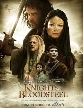 Knights of Bloodsteel (TV) - 11 x 17 TV Poster - Style A
