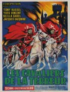 Knights of Terror - 11 x 17 Movie Poster - French Style A